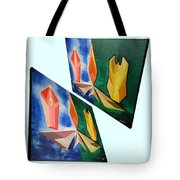 Shots Shifted - Infini-justice 6 Tote Bag