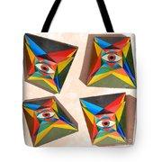 Shots Shifted - Le Monde 5 Tote Bag