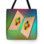 Shots Shifted - Le Soleil 7 Tote Bag
