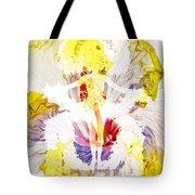 Show Girl Hibiscus Tote Bag