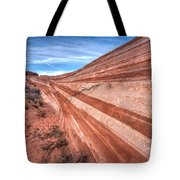 Show Me The Way Tote Bag