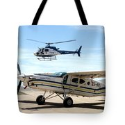 Show Of Force Tote Bag
