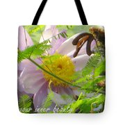 Show Your Inner Beauty Tote Bag