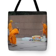Show Your Talents - Hong Kong Tote Bag
