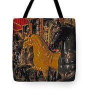 Showcase Of Royal Horses Tote Bag