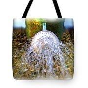 Shower Tote Bag by Daniel Janda