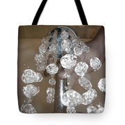 Shower Head Tote Bag by Mats Silvan