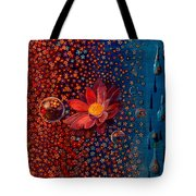 Showers To Flowers Tote Bag