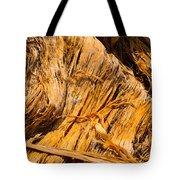 Shredded Bark Tote Bag