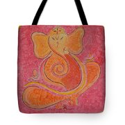 Shree Ganesh Tote Bag