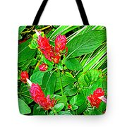 Shrimp Bloom Tote Bag