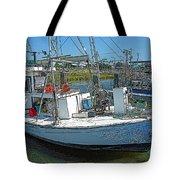 Shrimp Boat - Southern Catch Tote Bag