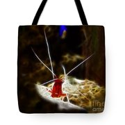 Shrimp Who Won The Fight Tote Bag