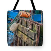 Shrimpboat Tools Of The Trade Tote Bag
