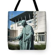 Shrine Of Blessed John Paul II Tote Bag