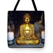 Shrine Of Peace Tote Bag