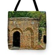 Shrine To Mary-meryem Ana Evi-turkey Tote Bag