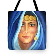 Shroud Of Mysticism Tote Bag