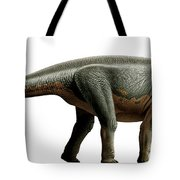 Shunosaurus, A Genus Of Sauropod Tote Bag