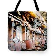 Shutdown Old Coking Plant Tote Bag
