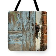 Shuttered Tote Bag