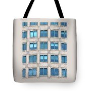 Shutting Blue Skies Out Tote Bag