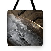 Shuttle Nose Tote Bag