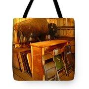 Shy Buffalo Tote Bag