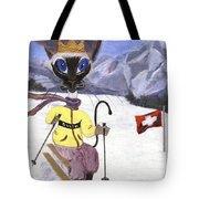 Siamese Queen Of Switzerland Tote Bag
