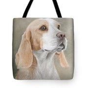 Beagle Portrait Tote Bag
