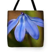 Siberian Squill Tote Bag