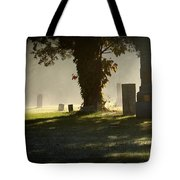Sibley Cemetery Tote Bag
