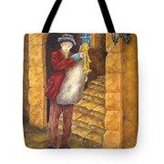 Sicilian Ciaramella Tote Bag