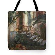 Sicilian Nunnery Tote Bag