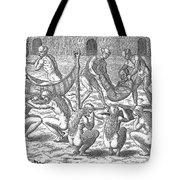 Sick Brazilian Natives Tote Bag