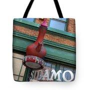 Sidamo Coffee House Tote Bag