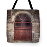 Side Amphitheatre 04 Tote Bag