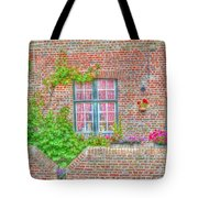 Side Garden Tote Bag