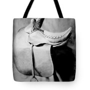 Side Saddle Tote Bag
