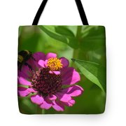 Side-saddled Bee Tote Bag