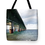 Side -tracked Tote Bag