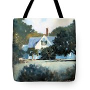 Side Yard Tote Bag