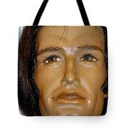 Sideburns Sal Tote Bag