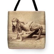 Sideshow Camel Girl, 1886 Tote Bag