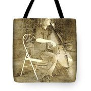 Sidewalk Virtuoso Tote Bag