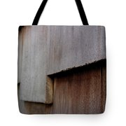 Siding Tote Bag