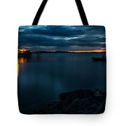 Sidney Sunrise Tote Bag