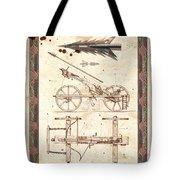 Siege Crossbow Tote Bag by Garry Walton