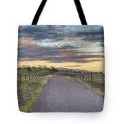 Sierra Foothills Tote Bag