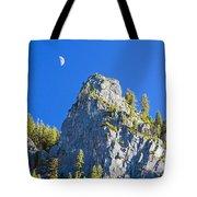 Sierra Moonrise Tote Bag